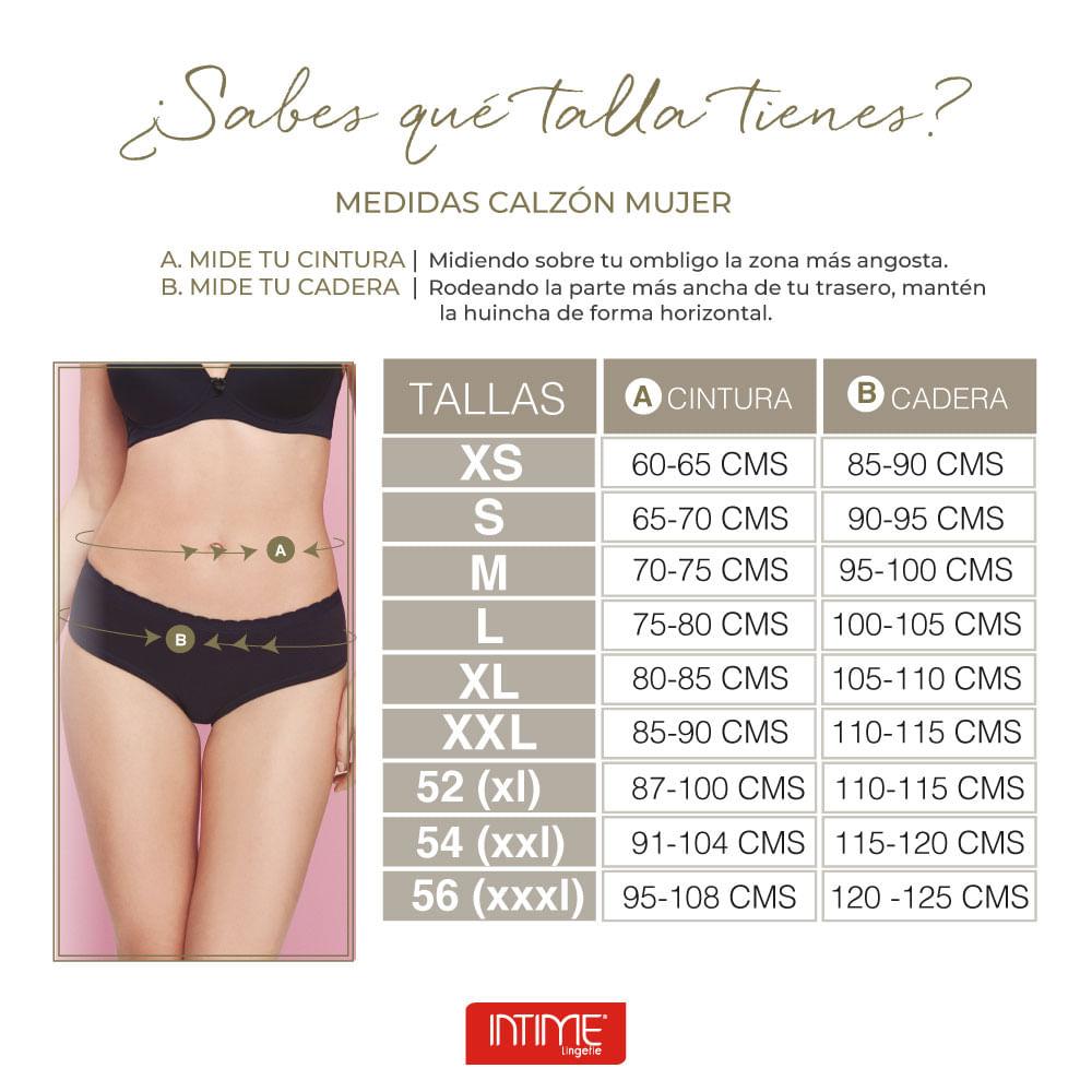 Calzon Mujer